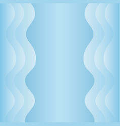Wavy abstract background eps 10 vector