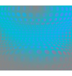 Circle background blue vector image
