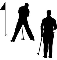 golf vector image vector image