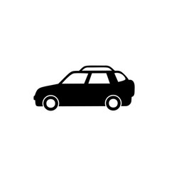 crossover icon element of car type icon premium vector image
