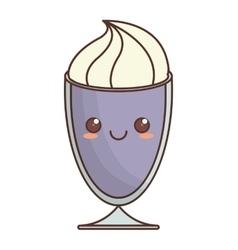 Kawaii icon image vector