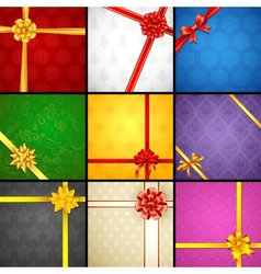 Gift Paper vector image