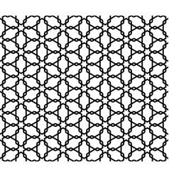 Seamless geometric pattern based on kumiko vector