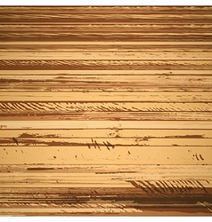 Traced brown wood grain abstract baclkground eps10 vector image