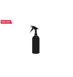 A spray bottle vector