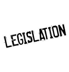 Legislation rubber stamp vector