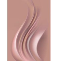 Light brown gradient mesh background vector