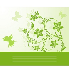 spring9 vector image