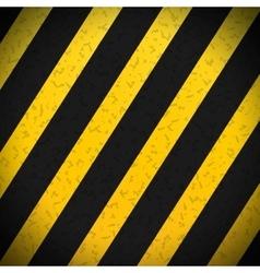 Barrier background under construction design vector