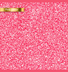 pink glitter texture realistic detailed 3d vector image