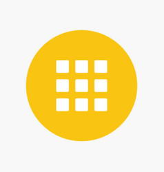 web grid shape squares vector image