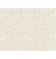 Abstract stripes line seamless pattern vector