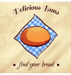 Bread On A Napkin 10 vector