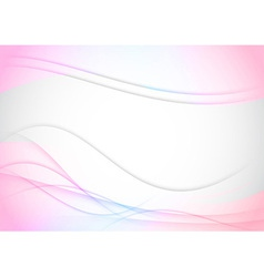 Abstract colorful transparent background with vector image