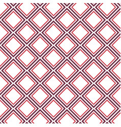 Diamond shape pattern background vector