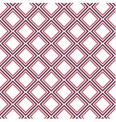 diamond shape pattern background vector image
