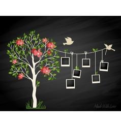 Memory tree vector