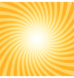 Sunray spiral pattern vector