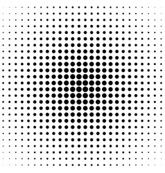 geometrical halftone circle pattern background - vector image vector image