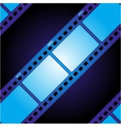 film seamless texture vector image