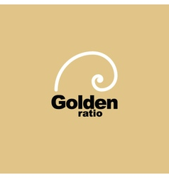 Golden ratio vector