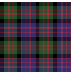 Macdonald tartan kilt fabric texture check vector