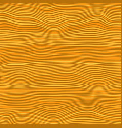 orange striped pattern wavy ribbons curvy lines vector image