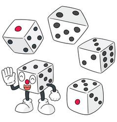 Set dice vector