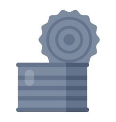 Tin vector image