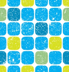 Bathroom Tiles Seamless Pattern vector
