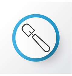 Gardener tool icon symbol premium quality vector