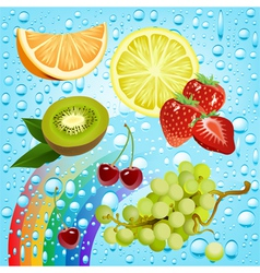 juice vector image