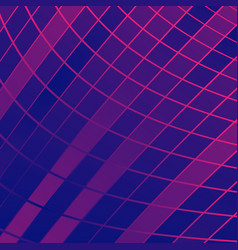 purple blue squares pattern abstract background vector image