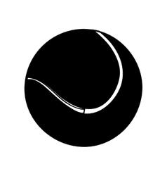 tennis icon image vector image vector image