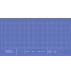 Blank blueprint project engineer scheme vector