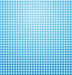 Blue Tartan plaid pattern Seamless vector image