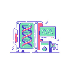 Dna scientific research vector