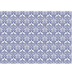 Damask vintage seamless patterns vector