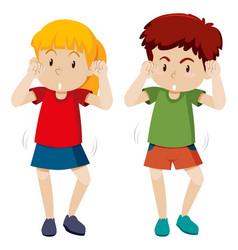 children shmoney dance move vector image