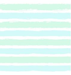 paint brush strokes vector image