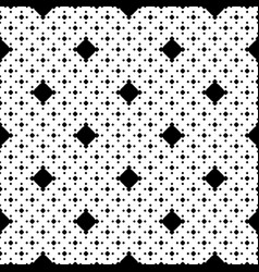 Polka dot seamless pattern dotted texture vector