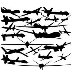 Drones vector
