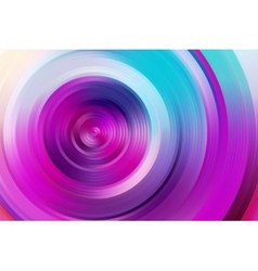 Abstract rainbow spiral colorful background vector image vector image