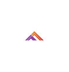 rohouse realty company logo vector image
