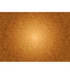 Texture grain orange vector