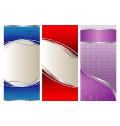 For label and packing vector