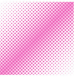 halftone square background pattern template vector image