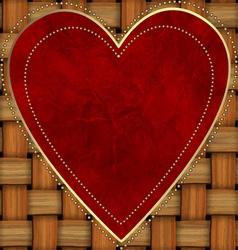 Heart146 vector image