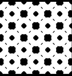 seamless pattern with simple figures vector image