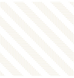 Seamless subtle stripes pattern modern vector